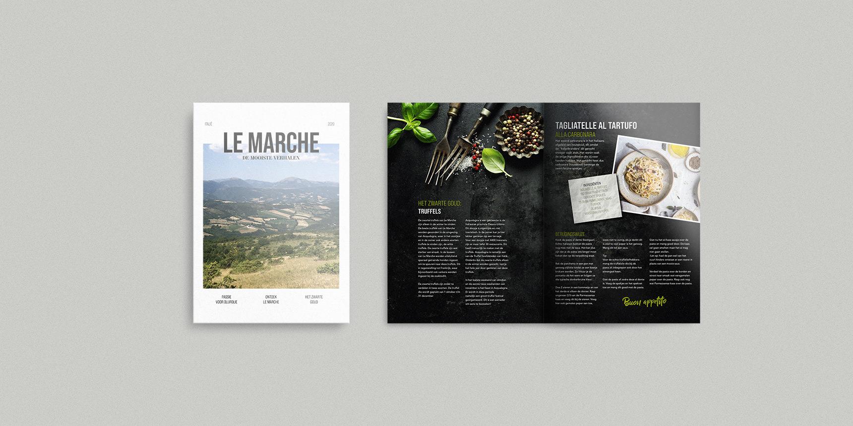 Le Marche magazine voor Picenum