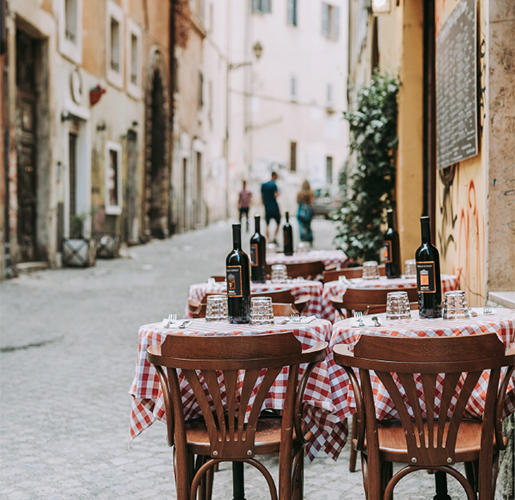Sfeerbeeld Italië